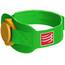 Compressport Timing Chipband - verde